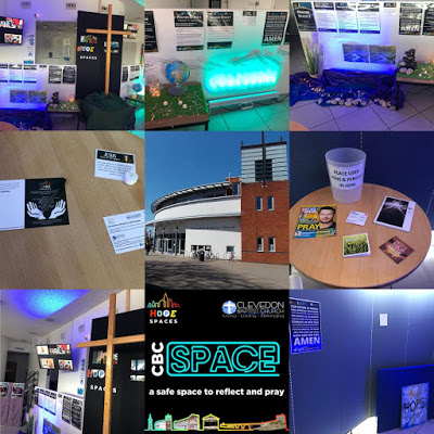 Clevedon Baptist Church Hope Space Launch
